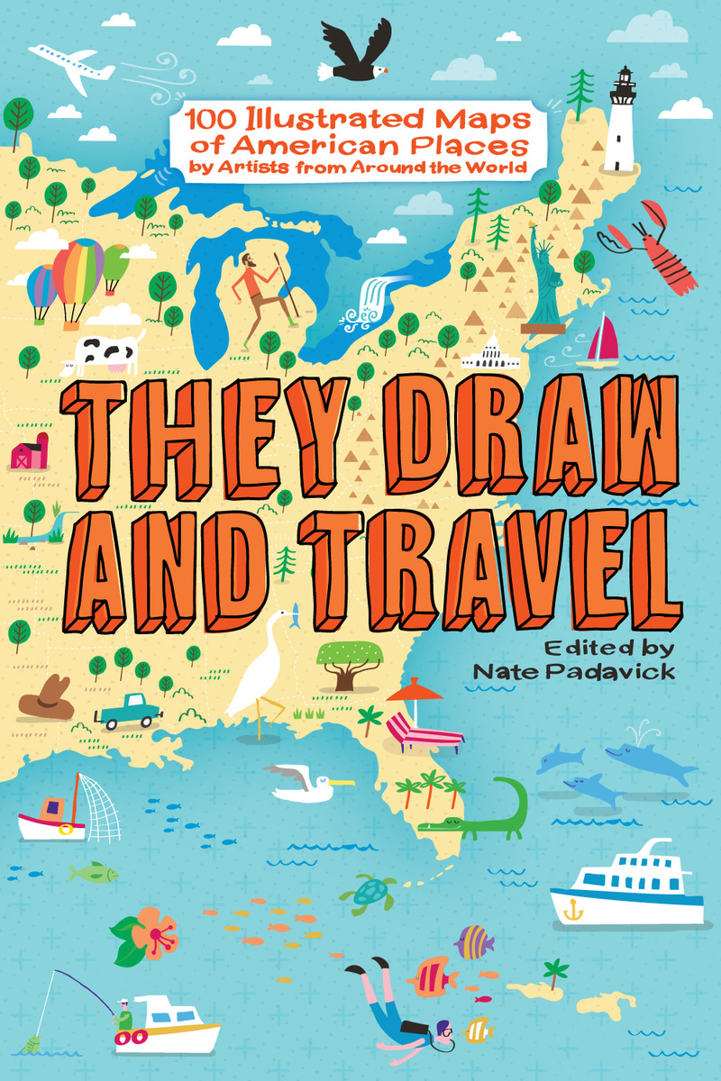Shop they draw travel here is a selection of nates all time favorite illustrated map books he owns and recommends each one click the covers to see more on amazon gumiabroncs Image collections