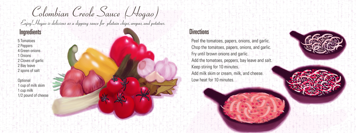 Recipe hogao