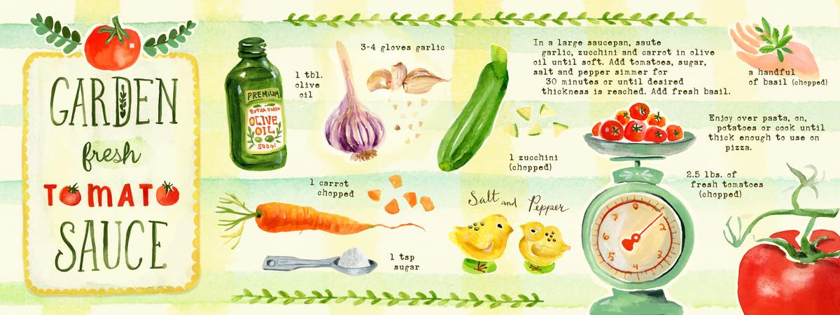 Tomatosauce recipe 2
