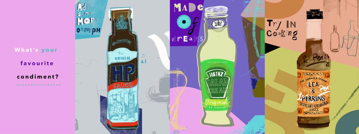 Condiment banner2