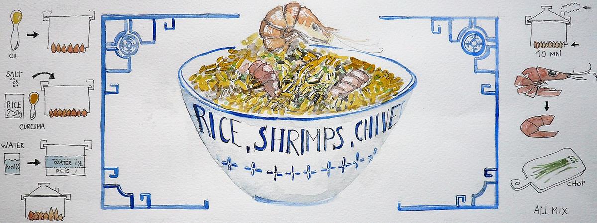 Bol de riz