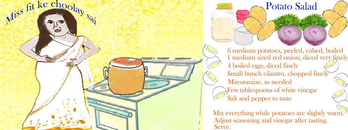 Miss fit recipe for jar