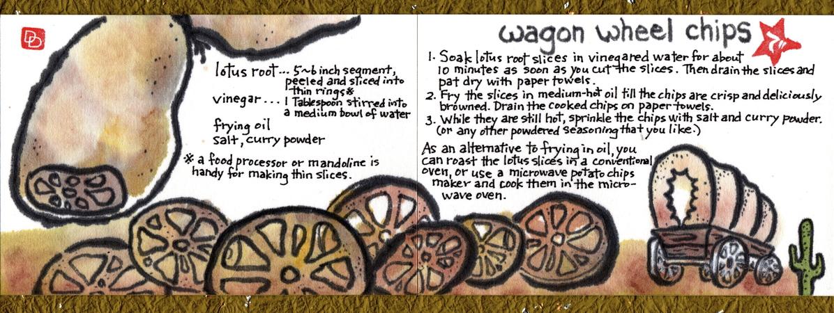 Wagonwheelchips