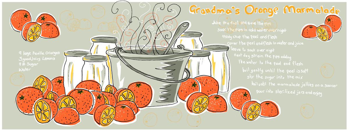 Grandmas marnalade