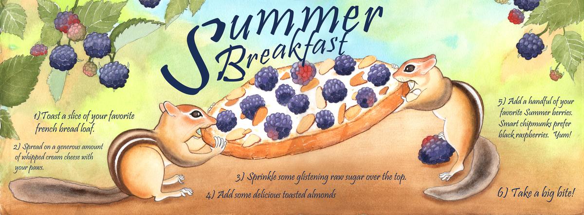 Summer breakfast tdac