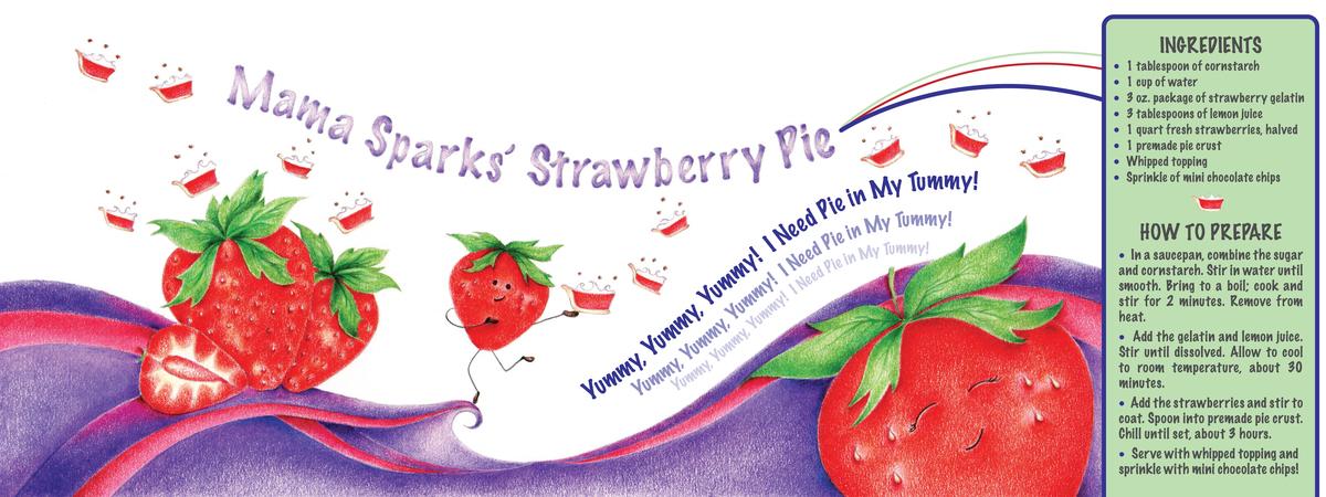 Tlampert strawberrypie