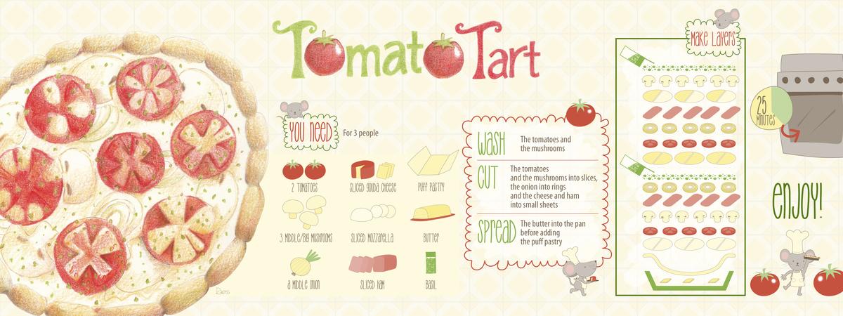 Tomatotart tdac