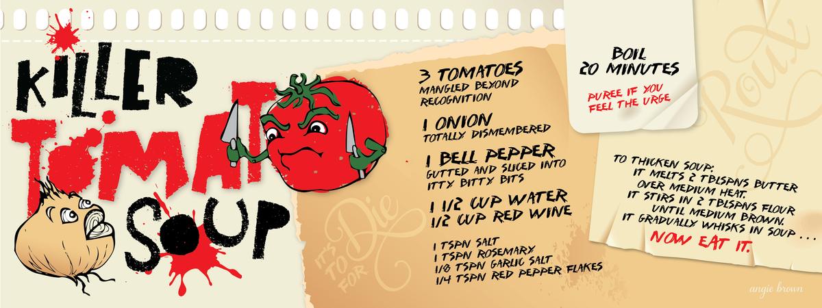 Killer tomato soup