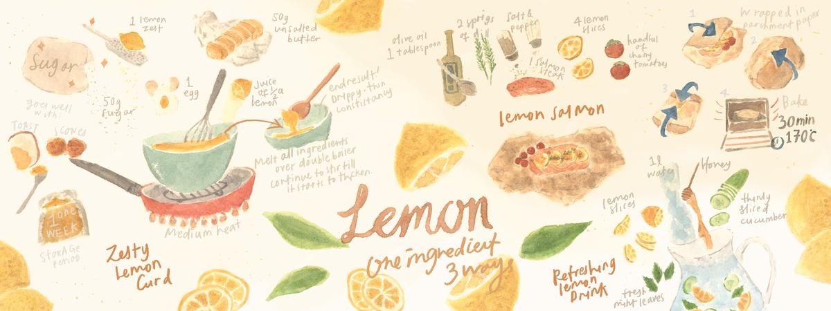 Clochettes lemon
