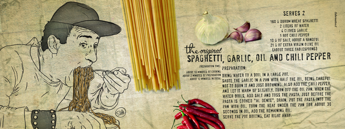 Lecca spaghetti 300