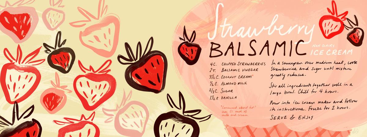 Ferone strawberryicecream