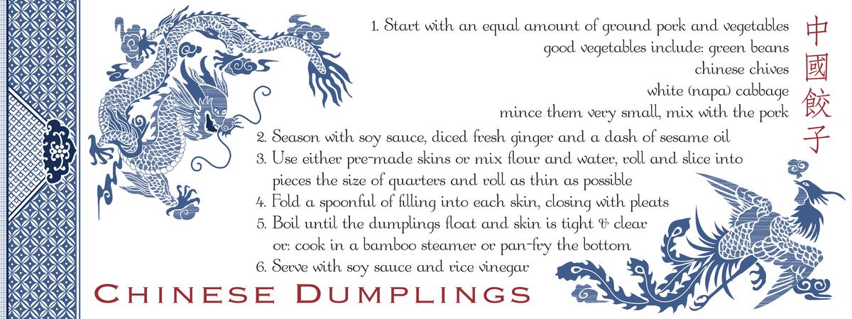 Majors dumplings 300