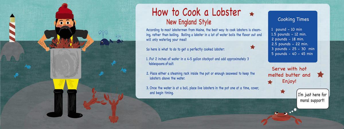 Lobsta by jane wilson