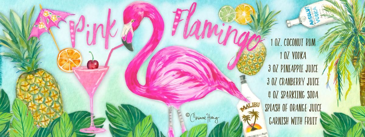 Haig pinkflamingo