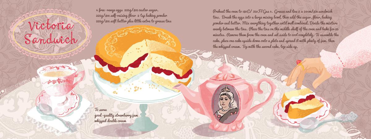 Victoria sandwich ohnmarwin