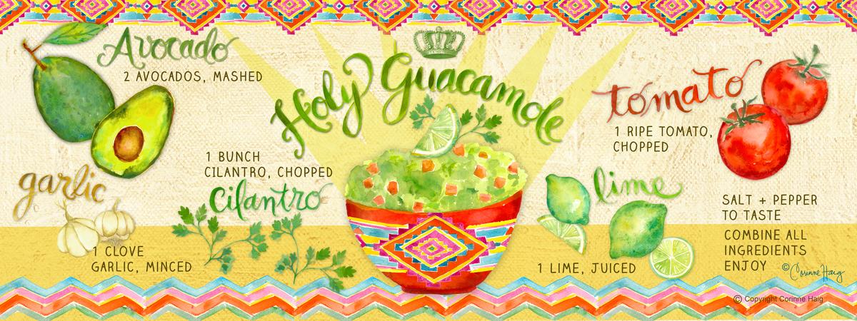 Haig holy guacamole