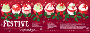 Festive cupcakes ohnmarwin