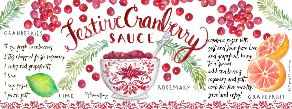 Haig festivecranberrysauce thac