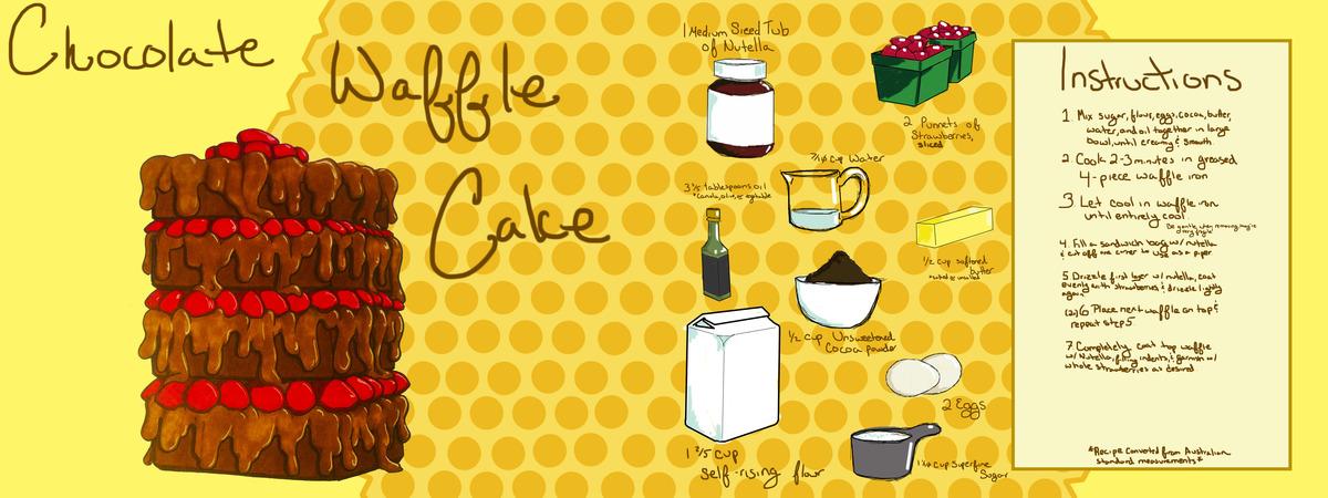 Wafflecake