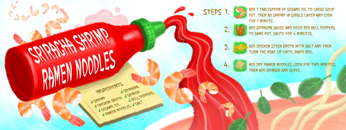 Sriracha turn in