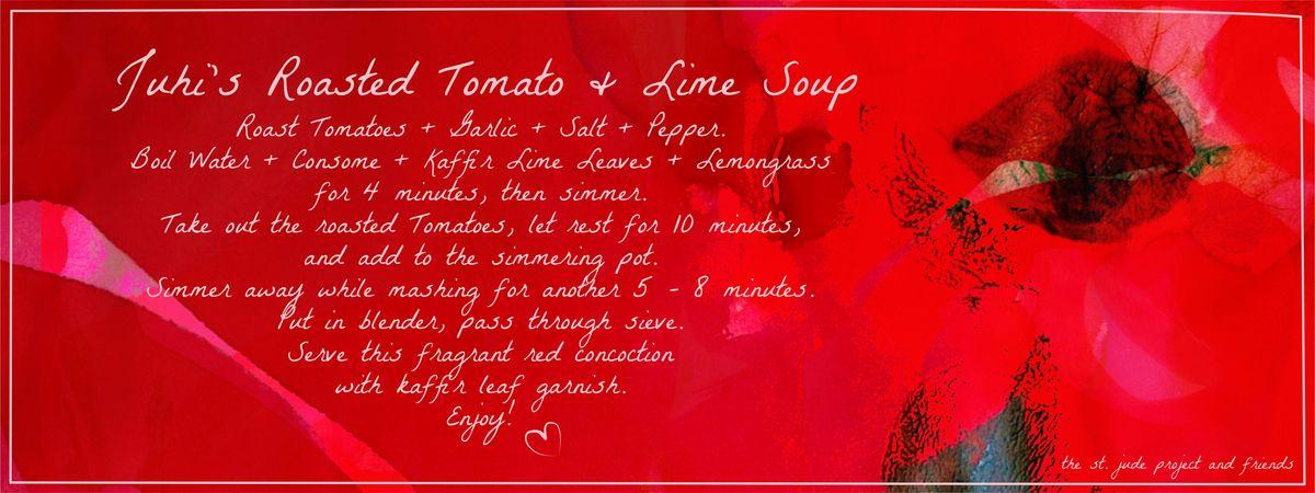 Recipe juhis tomato soup