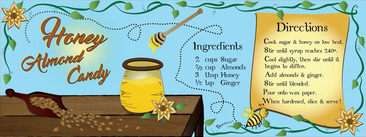 Ashleydarling honeyalmondcandy1