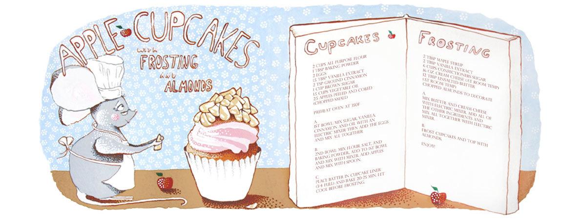 Guillet cupcakes blog