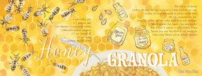 Honeygranola ohnmarwin