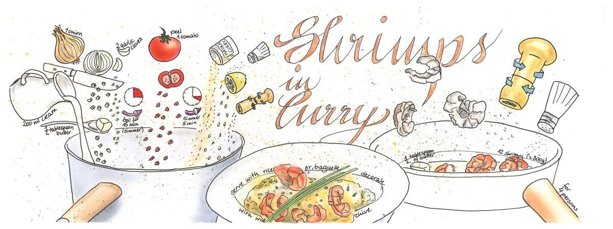 Shrimpscurry web
