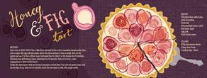 Honey and fig tart layout om 01