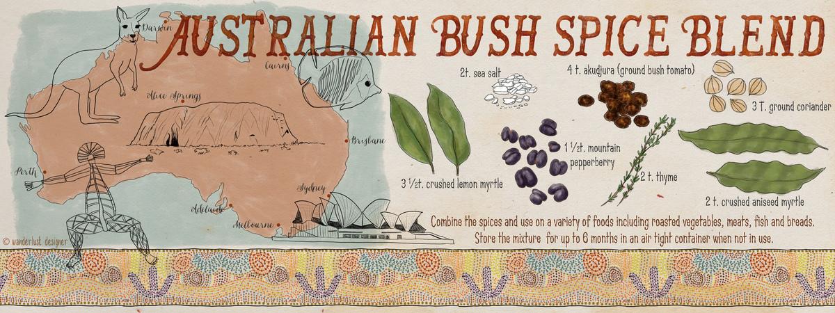 Australianbushspiceblendbywanderlustdesigner