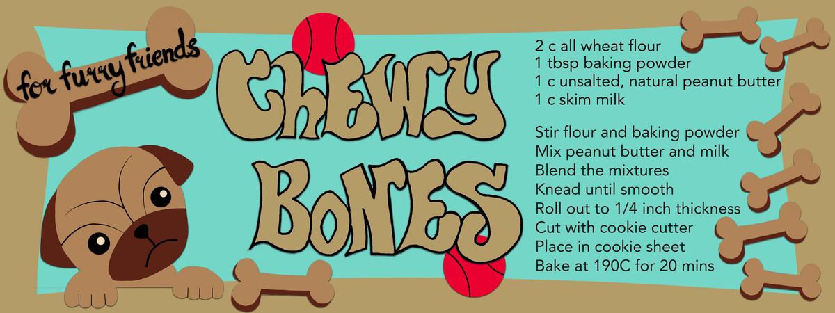 Chewy bones