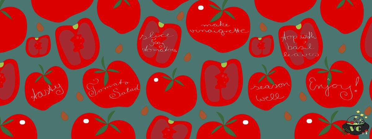 Tomatoosaladrecipe