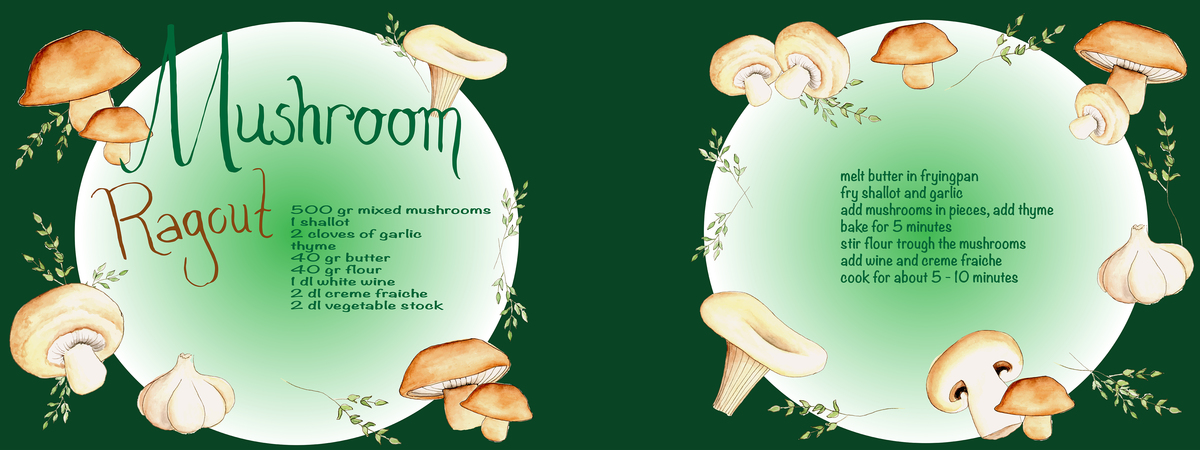 Mushroomragout 02