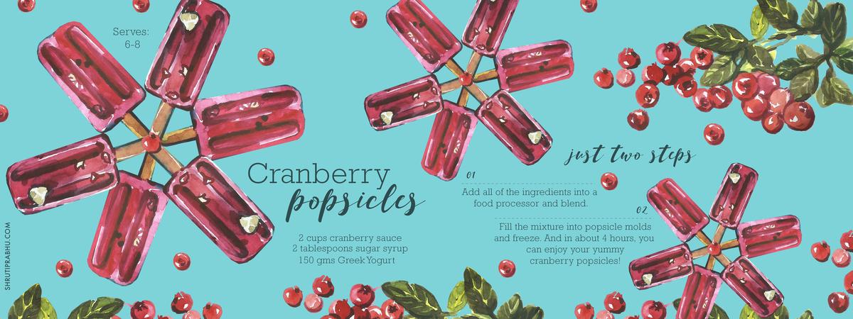Shrutiprabhu cranberry