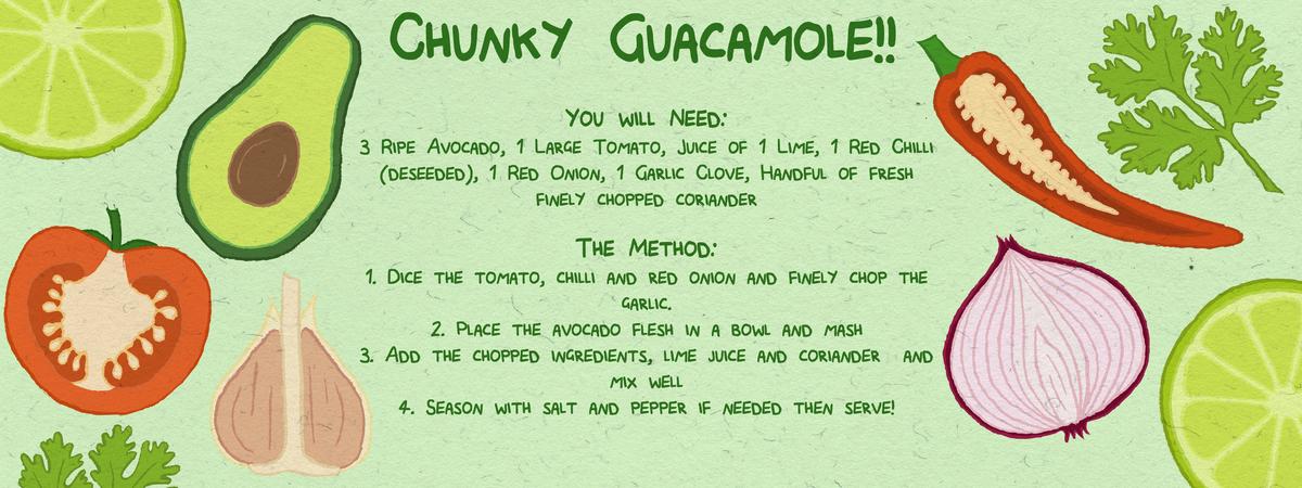 Abi morgan guacamole