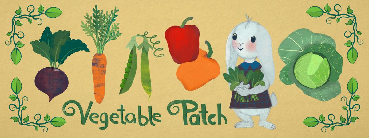 Alisa bloom vegetablepatch