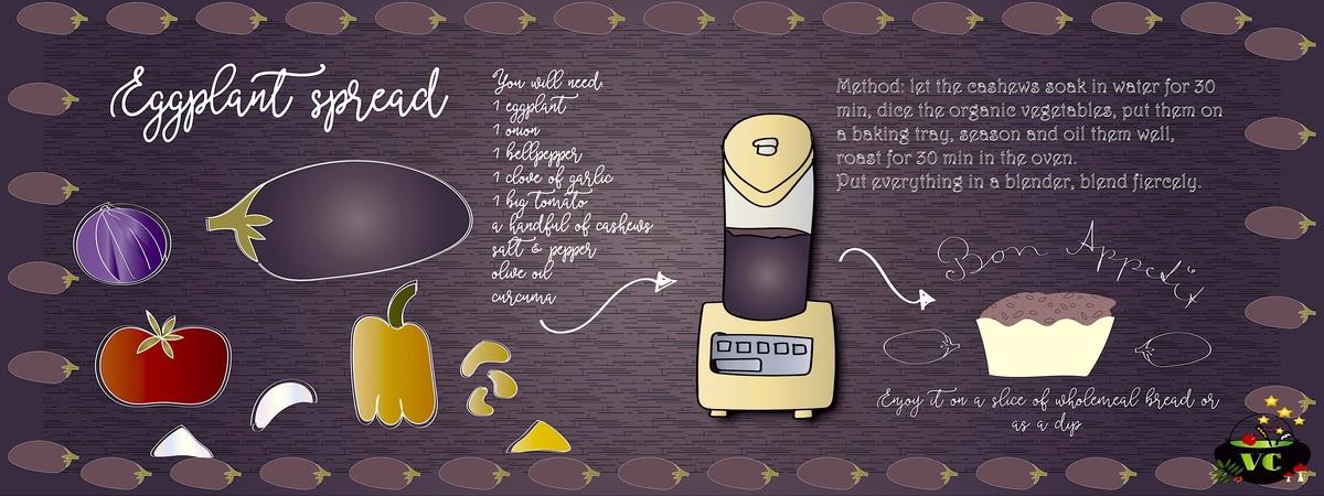 Eggplantspread
