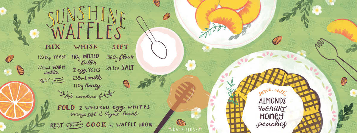 Katy bloss tdac sunshine waffles recipe 5000x1875