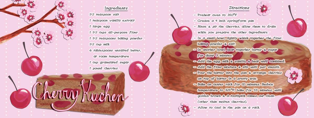 Arwen edsall cherrykuchenrecipe