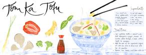 Tom ka tofu