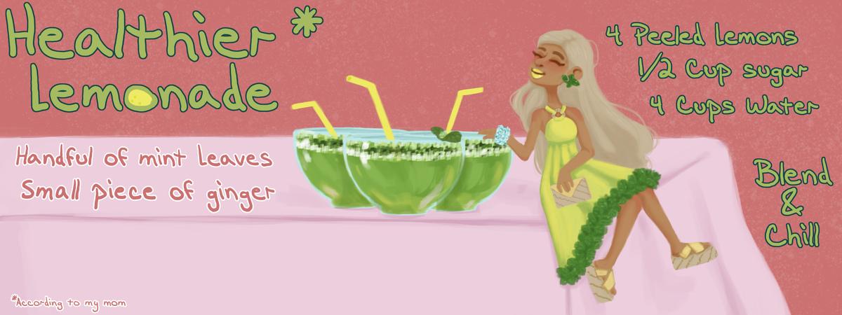Shusssein lemonade