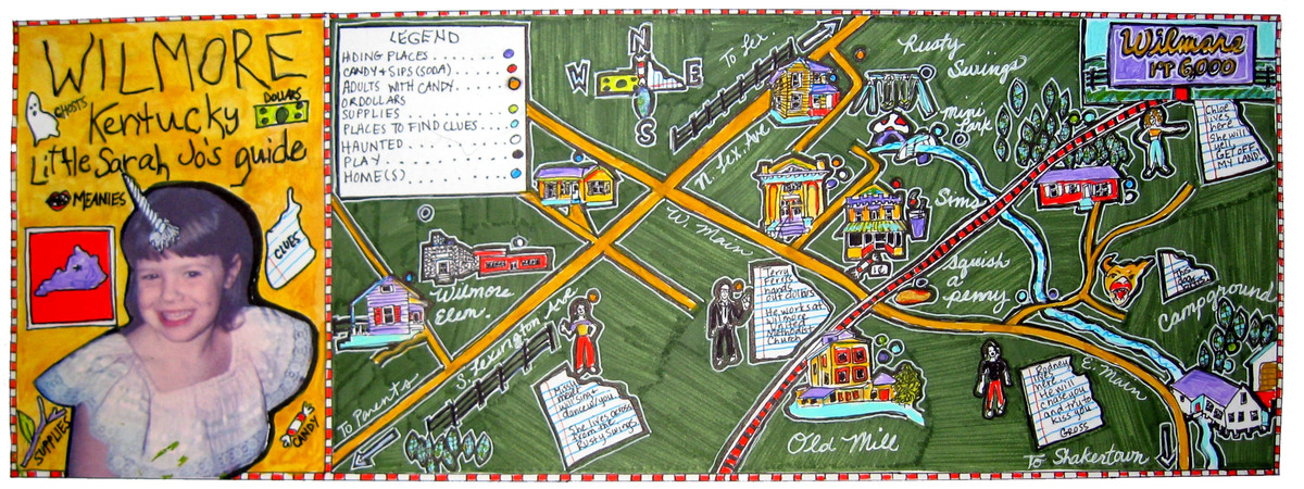 Real map of wilmore