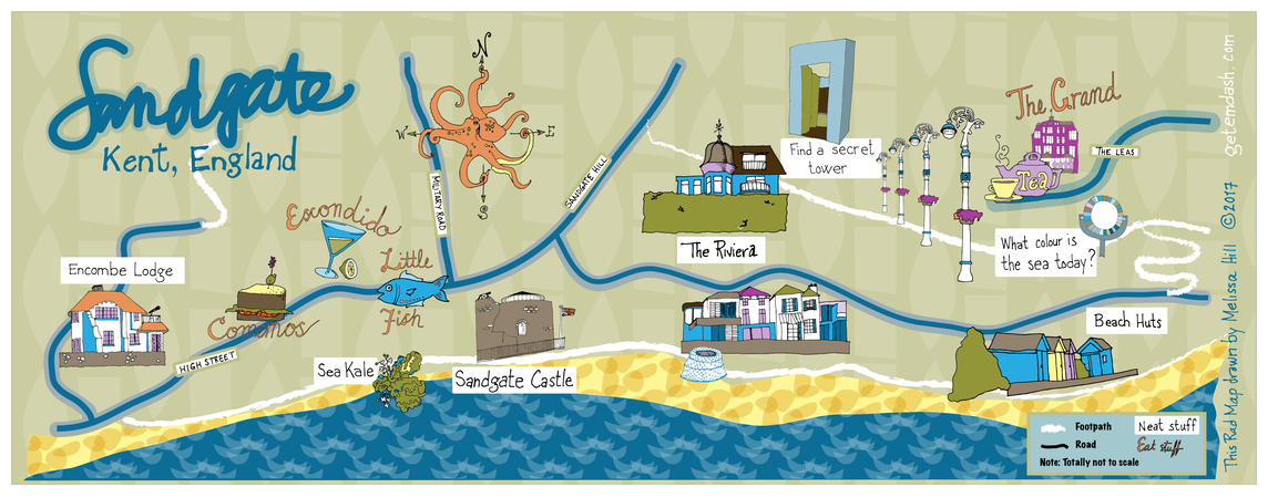 Sandgate map 2107 hr 01