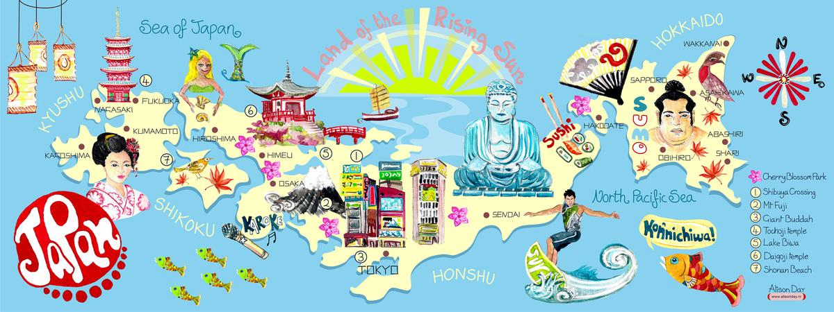 Japan alisonday