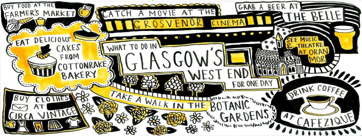 Glasgow west end 300