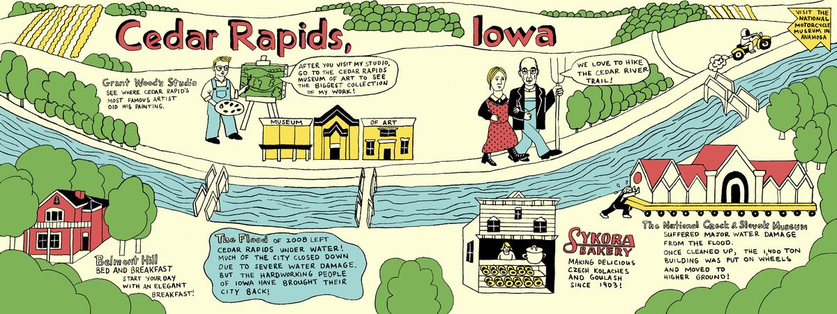 Cedar rapids ia 300