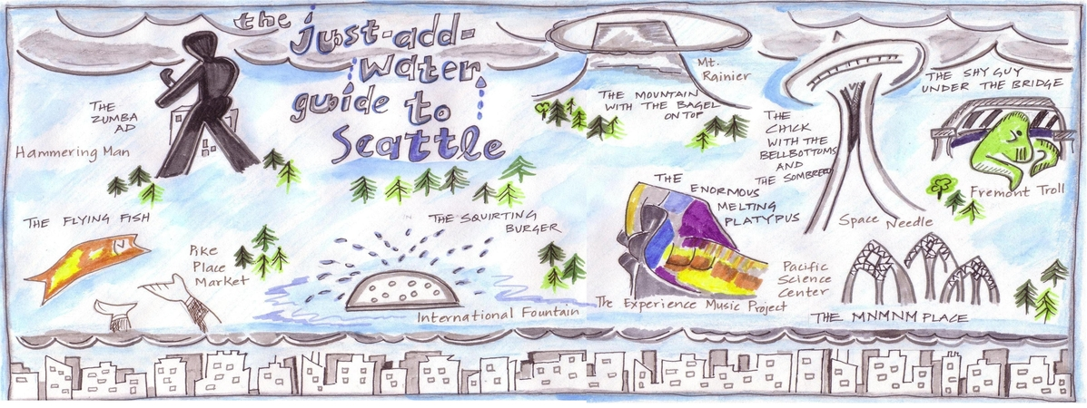Seattlewatercolor