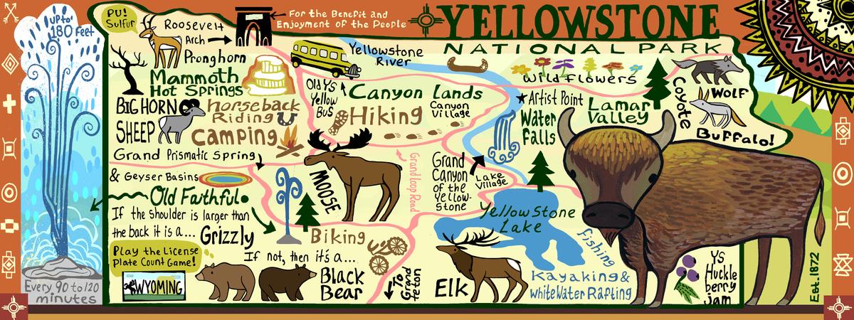 Yellowstone National Park Britannicacom Picnicking Yellowstone
