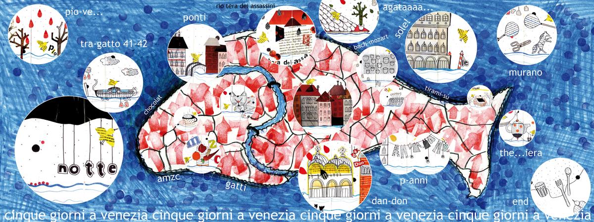 5 giorni a venezia